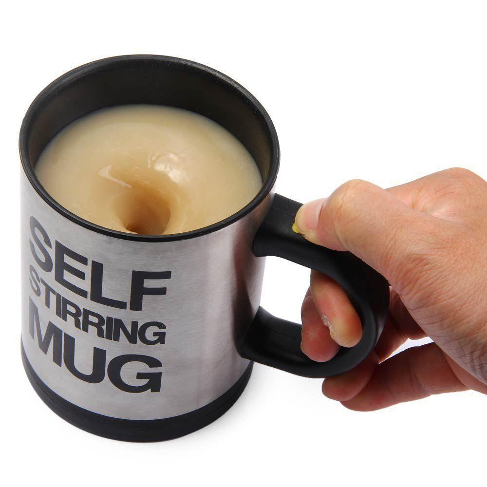 Mug Mixer Self Stirring Mug Self-Agitation Mug Self-Removing Coffee Mug