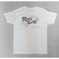 I LOVEMIXED GAMES Tシャツ002