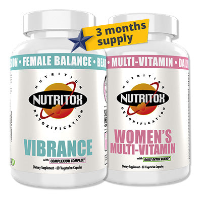 Vibrance + Women's Multi-Vitamin (3 months supply)