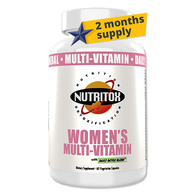 Women's Multi-Vitamin (2 months supply)