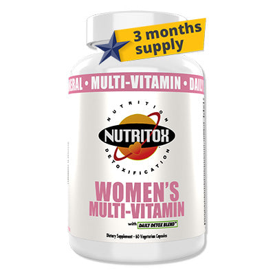 Women's Multi-Vitamin (3 months supply)