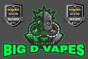 BIG D VAPES Ltd     Company Reg: 12029439