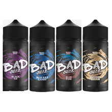 Load image into Gallery viewer, Bad Juice 100ml Shortfill 0mg (70VG/30PG)