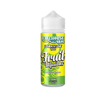 Load image into Gallery viewer, Firehouse Vape Fruit Infusions 100ml Shortfill 0mg (70VG/30PG)