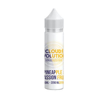 Load image into Gallery viewer, Cloud Evolution Premium Quality E-liquid 50ml Shortfill 0mg (70VG/30PG)