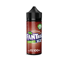 Load image into Gallery viewer, Fantasi Ice 100ml Shortfill E-Liquid 0mg (70VG/30PG)
