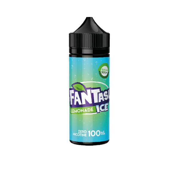 Fantasi Ice 100ml Shortfill E-Liquid 0mg (70VG/30PG)