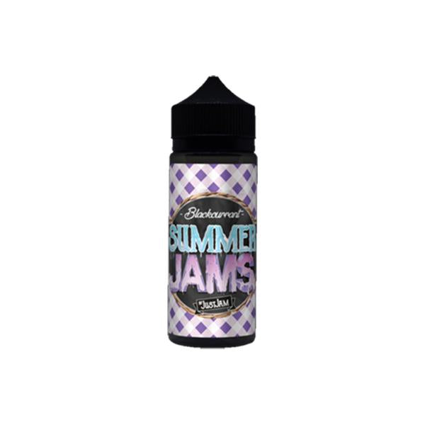 Summer Jam by Just Jam  0mg 100ml Shortfill (80VG/20PG)