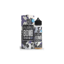 Load image into Gallery viewer, VGOD Bomb Line ICED 0mg 50ml Shortfill (70VG/30PG)