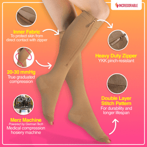 Easy Wear Compression Socks