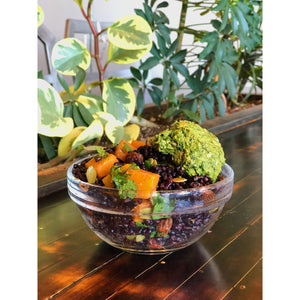 Black Rice Salad (V/GF)