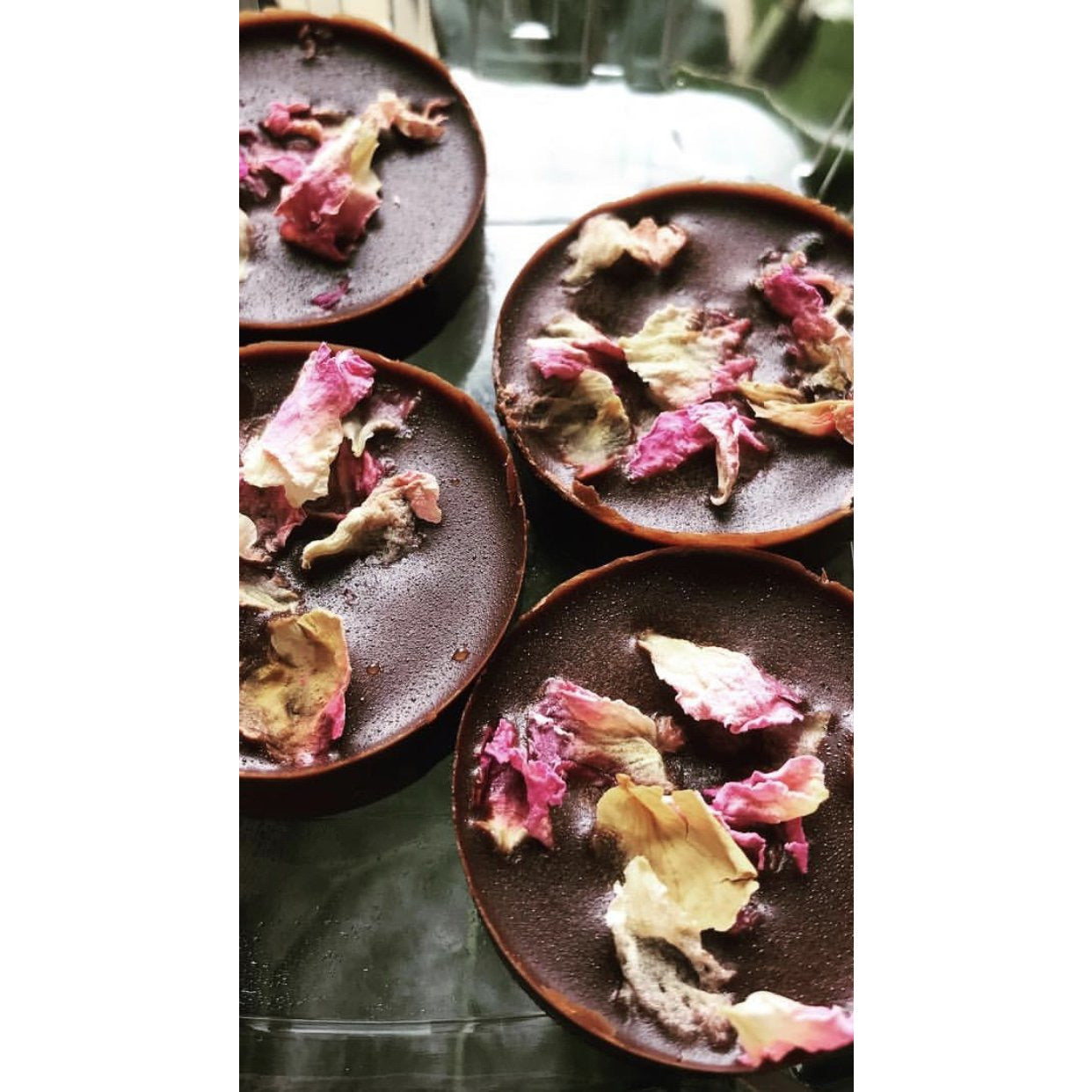 Rose Petals Chocolates