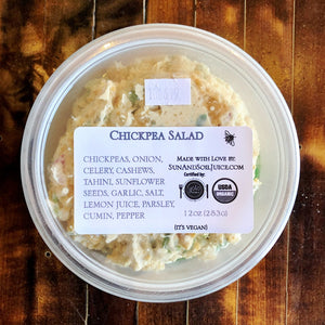 Chickpea Salad 12 oz