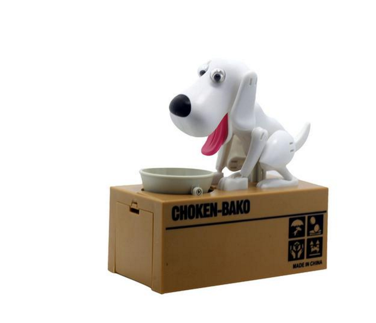 Limited Edition Dog Coin Money Bank