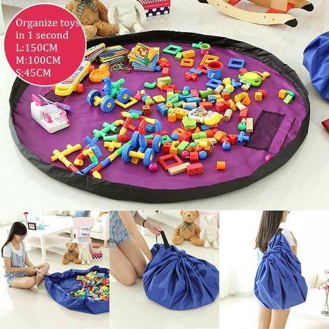 Portable Multi-function Playmat Storage Bag