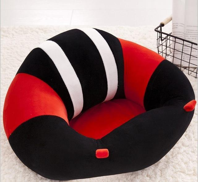 Lovely Nursing Pillow U Shaped Cuddle Baby Seat Infant Safe Dining Chair Cushion,Unique Pillow Comfortable  Infant Sitting Chair
