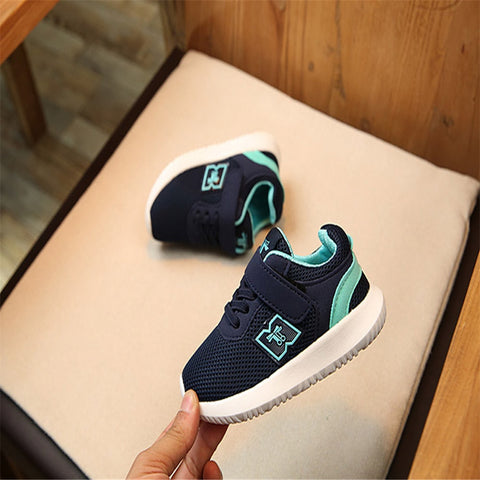 New Fashion Children Newborn Baby Boy Casual Sneakers Sports Shoes