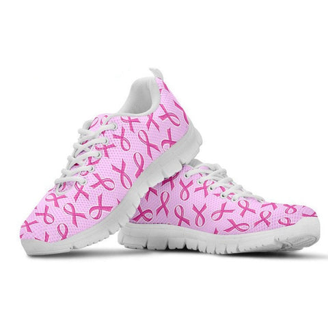 Women Nurse Heart Printing Sneakers