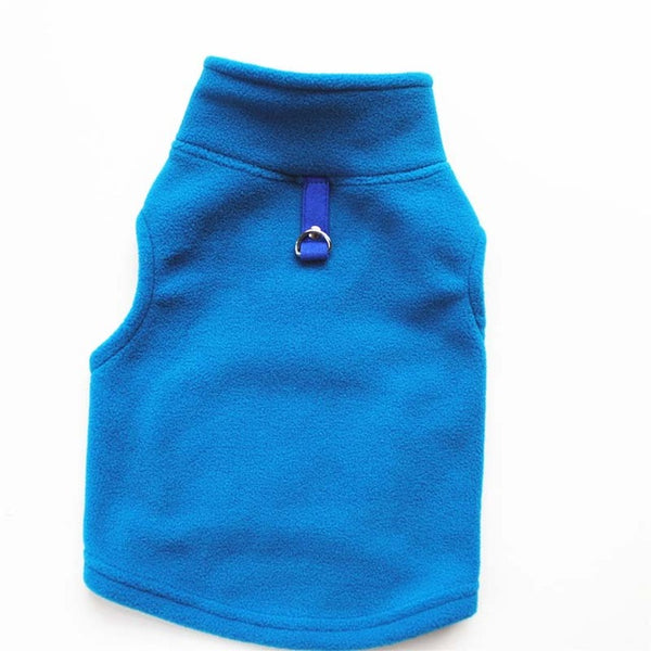 Winter Puppy Vest Clothing