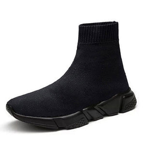 Breathable Sporty Sock Sneakers