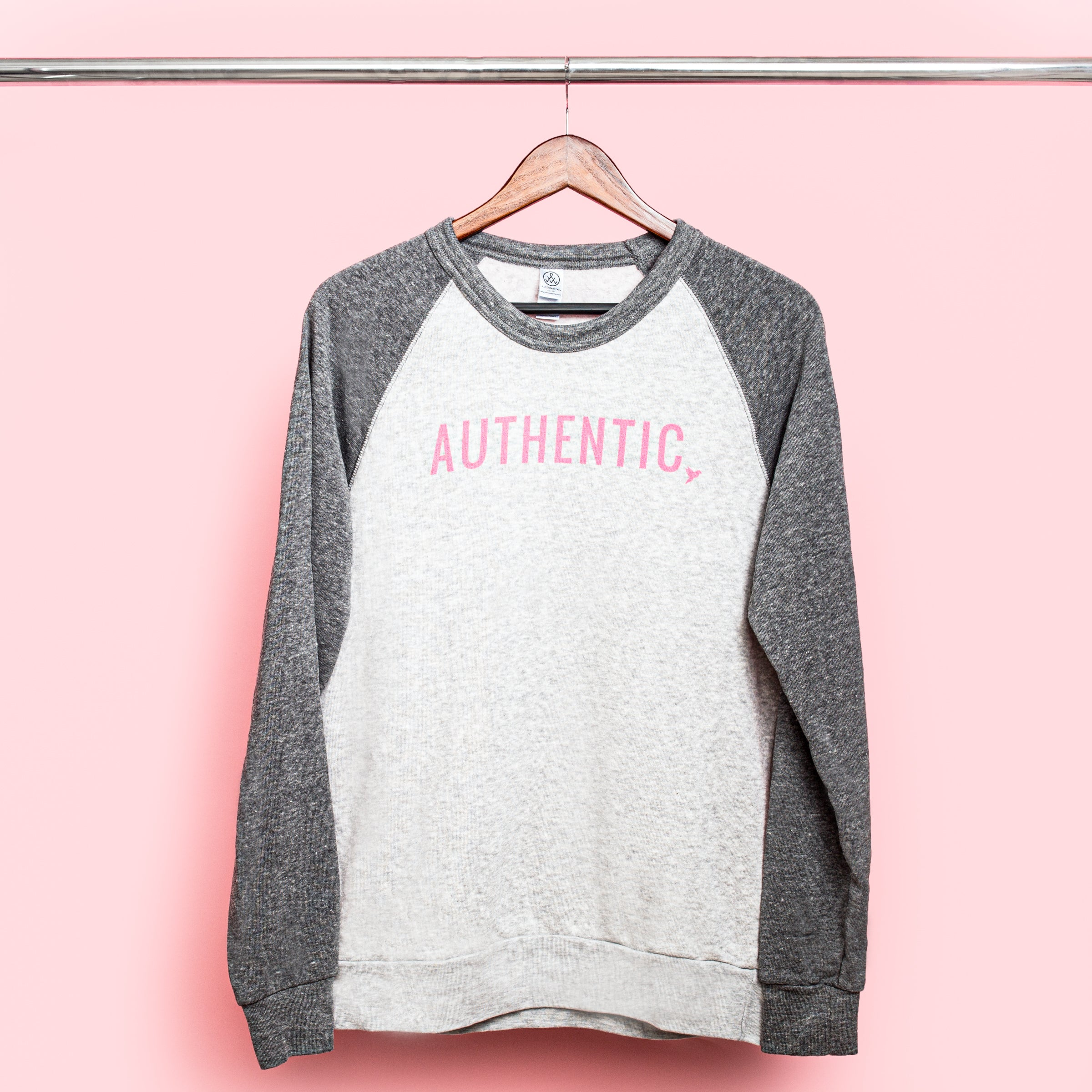 Authentic Baseball Style Sweatshirt