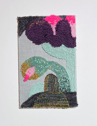 Embroidered Panel 1