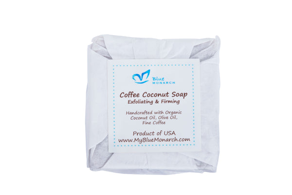 Coffee Coconut Soap