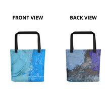 Load image into Gallery viewer, Palette Tote Bag