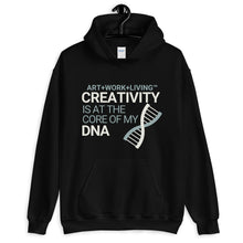 Load image into Gallery viewer, Creativity in my DNA Hoodie