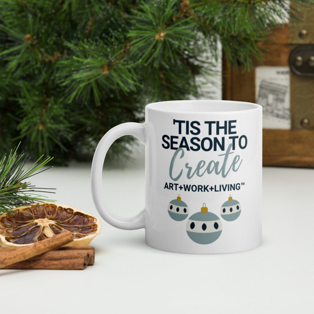 'Tis the Season to Create Mug