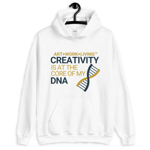 Creativity in my DNA Hoodie