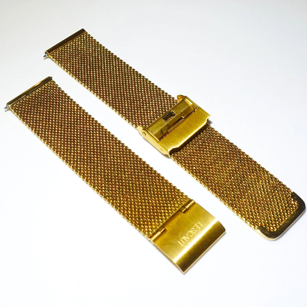 The Yellow Gold Strap