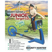 Bounty Hunter Junior Target ID Metal Detector