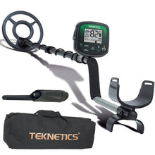 TEKNETICS DELTA 4000 W/CARRY BAG & PINPOINTER