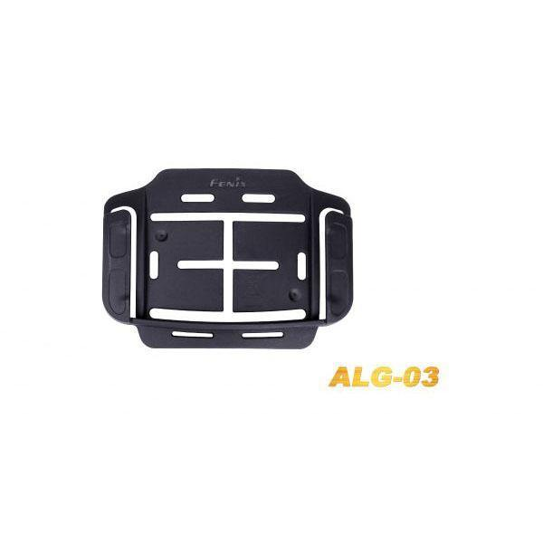 Fenix ALG-03 Headlamp Attachment Specifically designed for HL55 & HL60R