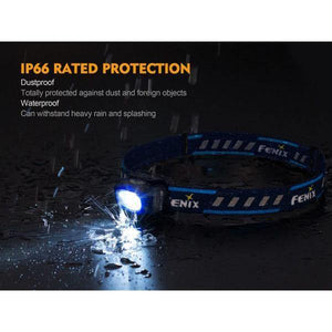 fenix hl16 led headlamp ip66
