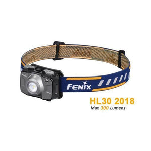 Fenix hl30 led headlamp