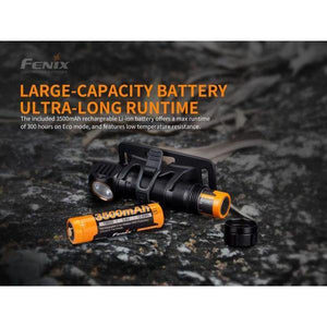 fenix hm61r battery