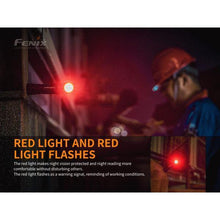 fenix hm61r red light