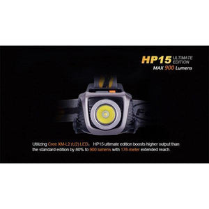 Fenix HL55 led head lamp main