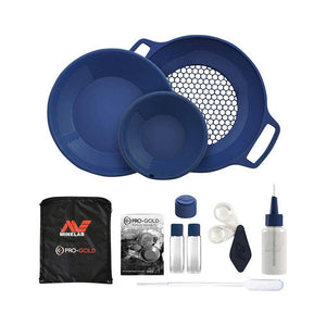 Minelab Pro-Gold Complete Panning Kit