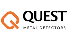 Quest Pro Water Proof Metal Detector logo
