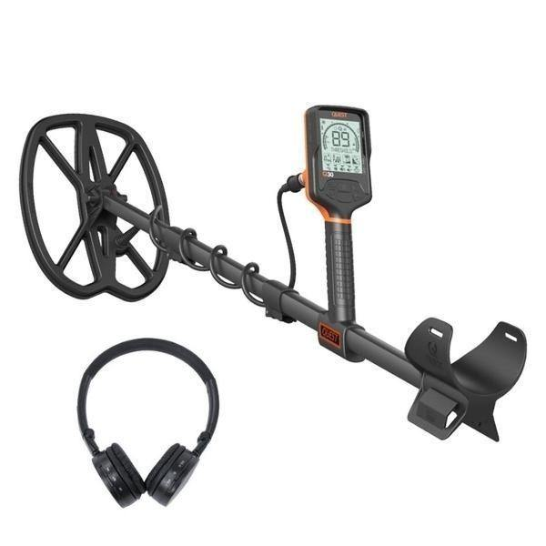 Quest Q30+ Waterproof Metal Detector With Wireless Headphones