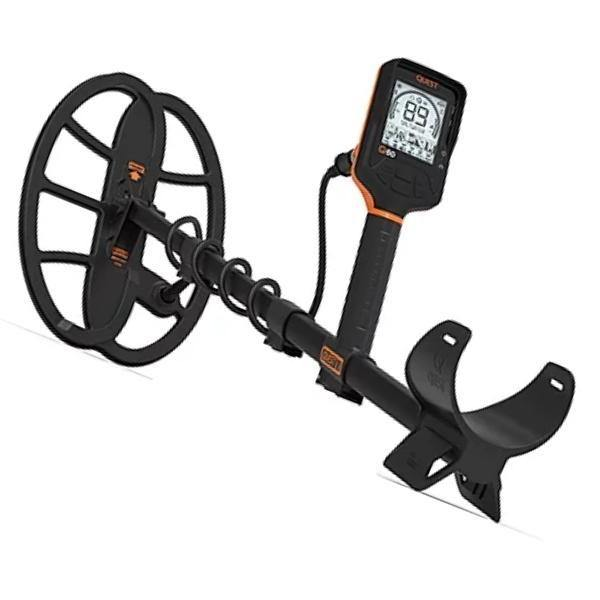 Quest Q60 Waterproof Metal Detector