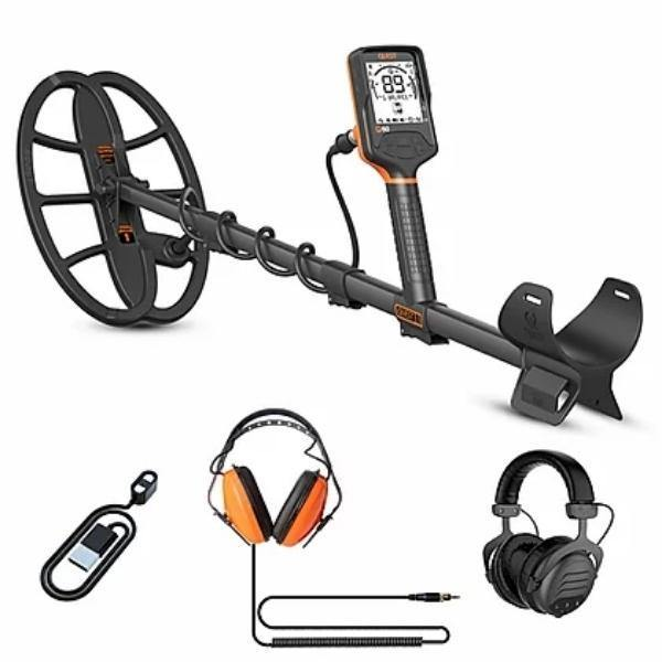 Quest Q60 Waterproof Metal Detector package