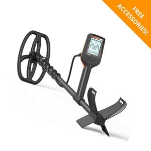 Quest x5 metal detector for coin and relic hunting and detecting