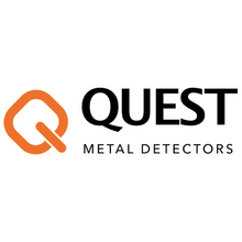 Quest Q40 Metal Detector With Wireless Headphones logo