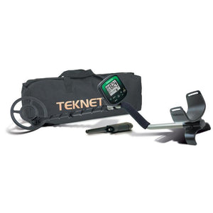 TEKNETICS DELTA 4000 W/CARRY BAG & PINPOINTER bag
