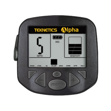 Teknetics Alpha 2000 Metal Detector