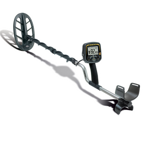 Teknetics G2+ Metal Detector Gold detector left view